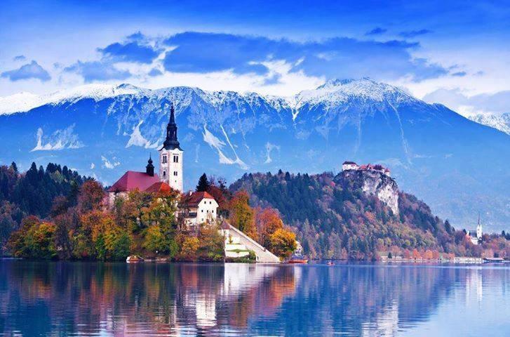 Slovenia Lake Bled